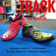 Track Is Back! Season Kickoff Event (Saginaw)