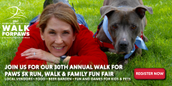 Brandywine Valley SPCA Walk For Paws and 5K Run