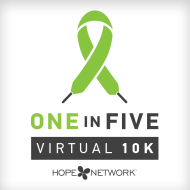 Hope Network One in Five Virtual 10K