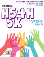 High Fives For Hope Virtual 5km