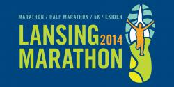 2014 Lansing Marathon, Half Marathon, Ekiden Relay
