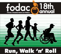 FODAC Run, Walk 'N' Roll 2018