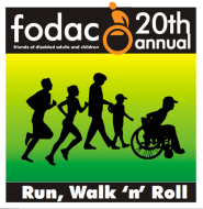 FODAC VIRTUAL Run, Walk 'N' Roll 2020