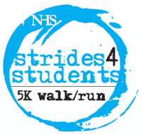 strides 4 students 5k walk/run