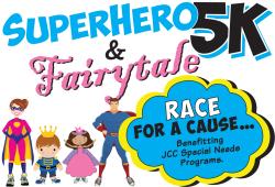Superhero & Fairytale 5K Race for a Cause