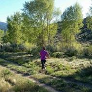 Pine Nut Trail Run 5k Run/Walk
