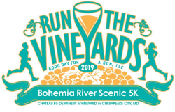 Run the Vineyards - Bohemia River Scenic 5K