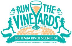 Run the Vineyards - Bohemia River Scenic 5K