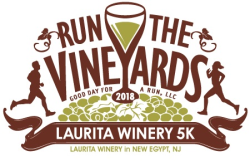 Run the Vineyards - Laurita 5K (Saturday)