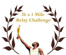 The WPR 26 x 1-Mile Marathon Relay