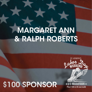 Margaret Ann and Ralph Roberts