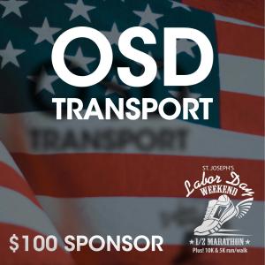 OSD Transport, La Farge, WI