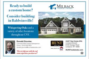 Milback Custom Homes