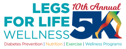 10th Annual Legs for Life Wellness 5k