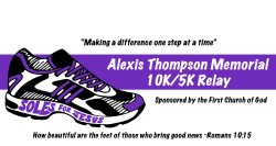 Alexis Thompson Memorial 10K & 2-Person Relay