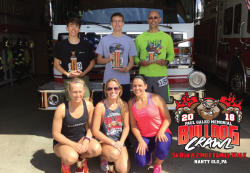 Nanty Glo Fire Dept Paul Galko Memorial Bulldog Crawl 5k