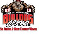 Nanty Glo Fire Dept Paul Galko Memorial Bulldog Crawl 5k