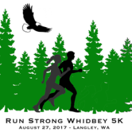 Run Strong 5k - Whidbey - 2017 event CANCELLED
