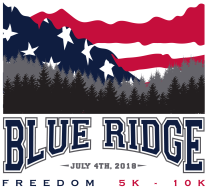 Blue Ridge Freedom 5K/10K