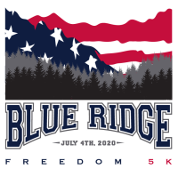 Blue Ridge Freedom 5K - Virtual