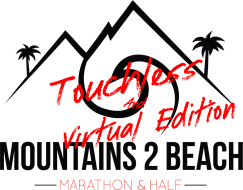 Clif Bar Mountains 2 Beach Marathon and Half