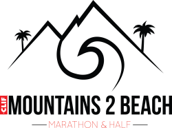 2019 Clif Bar Mountains 2 Beach Marathon and Half