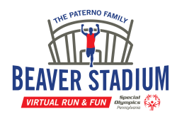 The Paterno Family Beaver Stadium Virtual Run and Fun