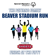 The Paterno Family Beaver Stadium 5K and 2 Mile Family Fun Walk