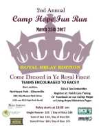 Camp Hope Royal Relay