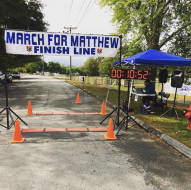 March for Matthew 5K
