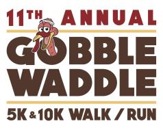 Gobble Waddle 5K/10K