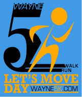 6th Annual Let's Move Day 5k Run/Walk and Kid's 100m Dash