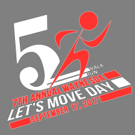 The 7th Annual Let's Move Day 5k Run/Walk and Kid's 100m Dash