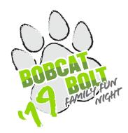 2019 Bobcat-Bolt Walk/Run & Fair