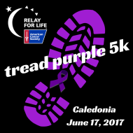 Relay For Life of Caledonia Color Fun Run