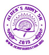Alden's Army 5K Family Fun Walk/Run 2019