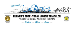 Runner's Edge TOBAY Junior Triathlon presented by NYU Winthrop Hospital
