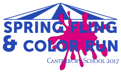 Canterbury Spring Fling and Color Run
