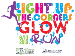 LIGHT UP THE CORNERS 4-Mile & 1k Twilight Trot      AUGUST 15, 2020