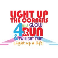 LIGHT UP THE CORNERS 4-Mile & 1k Twilight Trot
