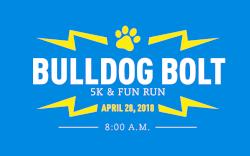 Bulldog Bolt 5K and Fun Run