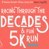 St. Edward-Epiphany Catholic School 5K & Fun Run (Contract Race) - Results