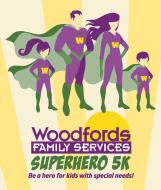 Woodfords Superhero 5K