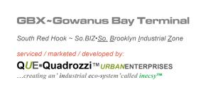 GBX™~Gowanus Bay Terminal