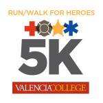 Valencia College Run / Walk for Heroes