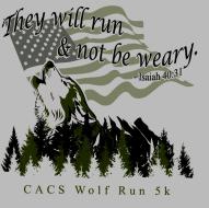 Wolf Run 5k