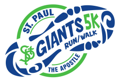 St. Paul the Apostle Giants 5K Run/Walk