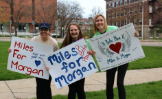Pi Beta Phive Miles for Morgan