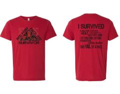 Red Fern Survivor Shirt