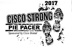 Cisco Strong Pie Pacer 5K & 10K